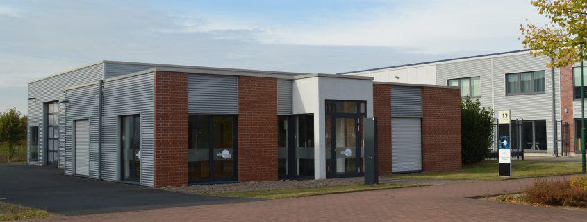 GSTS Handels GmbH Büros