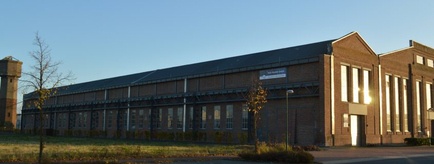 GSTS Handels GmbH Lagerhalle
